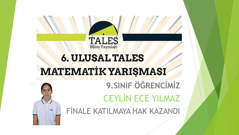 6th Thales Math Competition