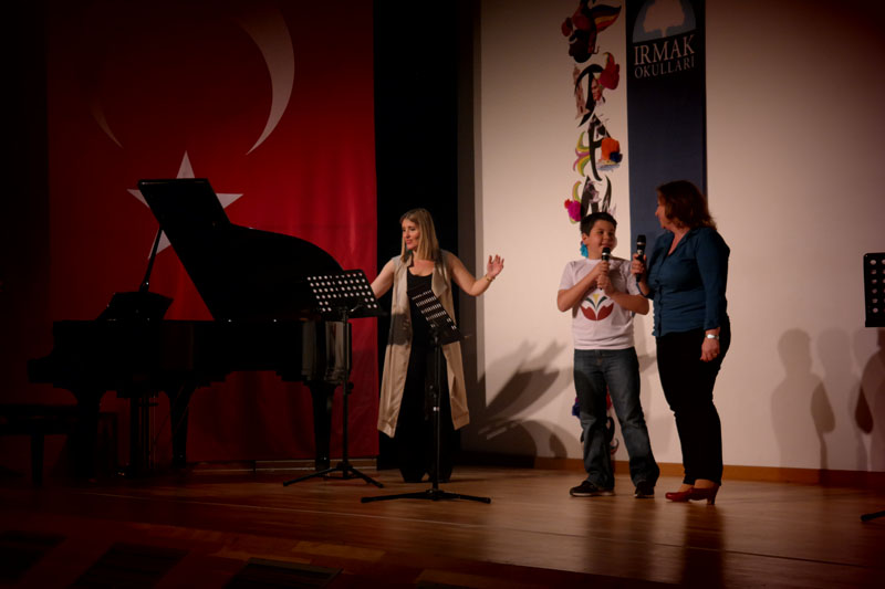 We Hosted Tomurcuk Foundation's Year End Performance