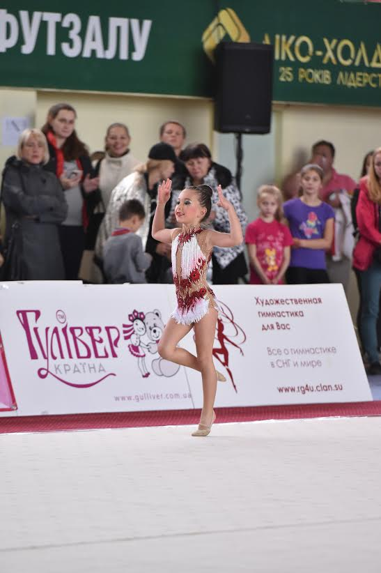 Our student İrem Öbekli's Success on Gymnastics