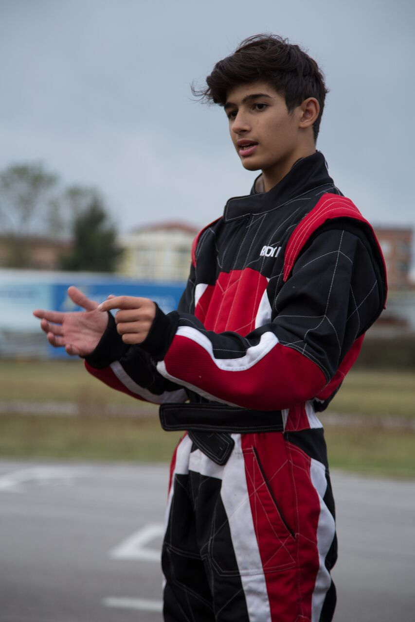 Our student Efehan Kaplanoğlu's Success on Karting