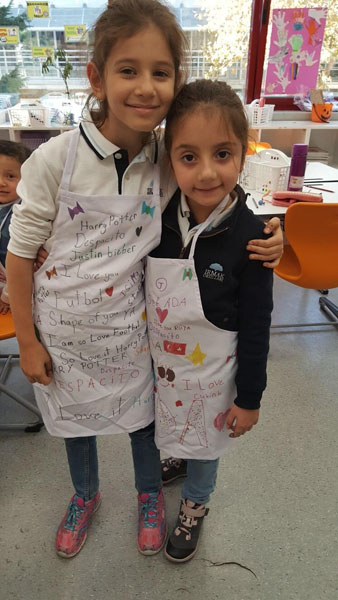 Little Chefs Club Activity