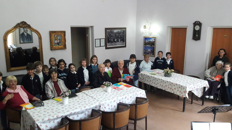 Validebağ Teachers' Home and Hababam Sınıfı Visit