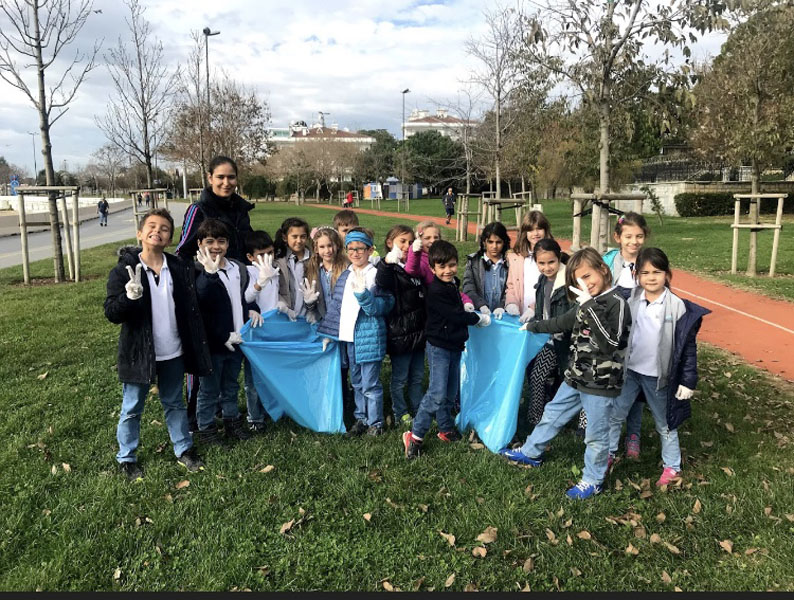 2nd Graders PYP Unit Environmental Consciousness