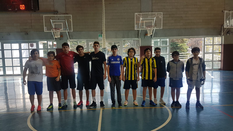 Secondary School Futsal Cup Leauge