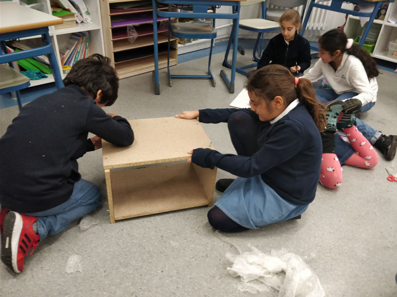 Destination Imagination 'Cat Houses'