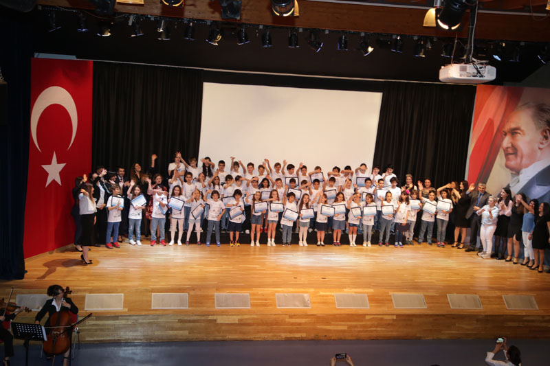 PYP Exhibition Unit Diploma Ceremony