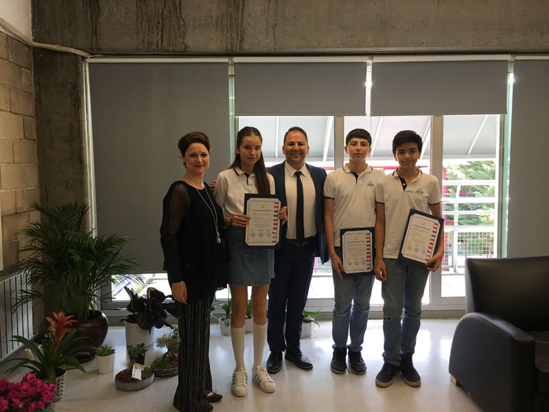 Irmak Students' URFODU Math Success