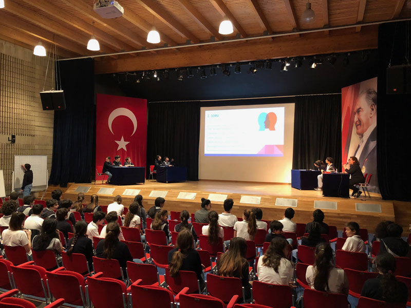 5th, 6th and 7th grade students Social Sciences Quiz Show