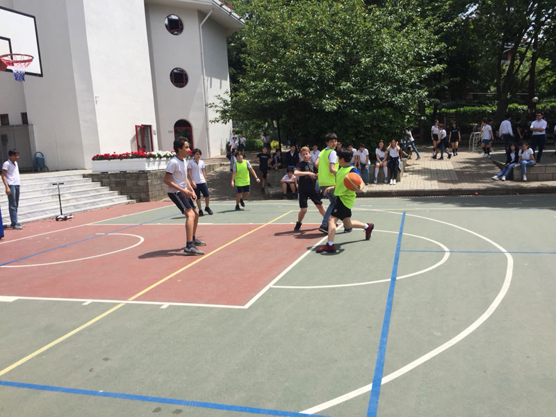 Secondary School Basketball Tournament
