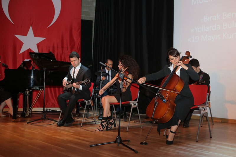 May 19th Commemoration of Atatürk, Youth and Sports Day Ceremony