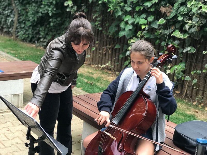 Music in Our Garden