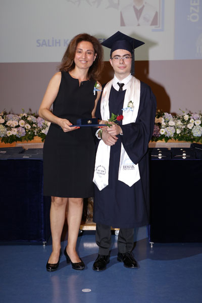Irmak High School 14th Graduation Ceremony