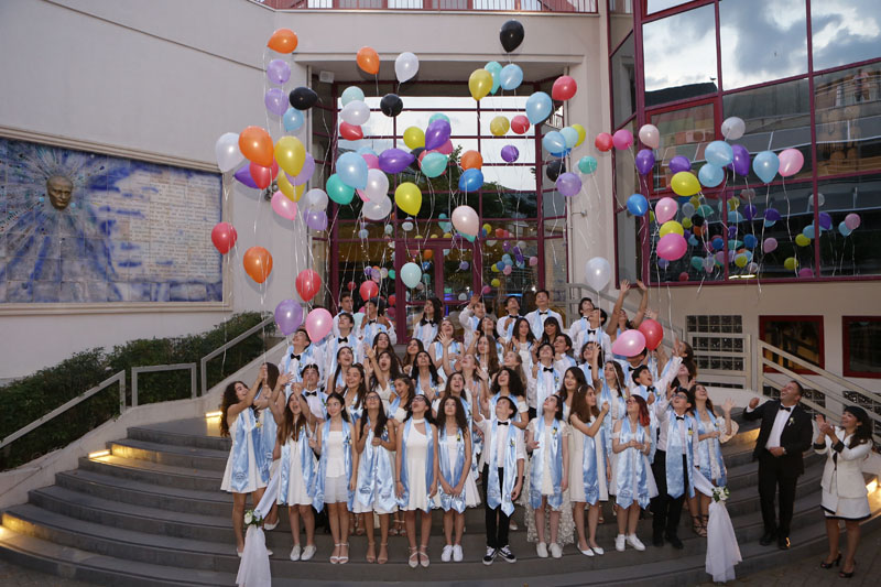 Irmak Secondary School 18th Graduation Ceremony