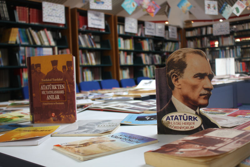 Atatürk and the Turkish Republic Press Exhibition