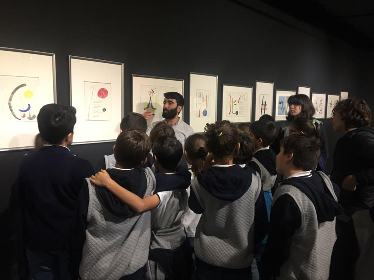 Uniq Istanbul-Miro Lithography And Gravure Printing Exhibition