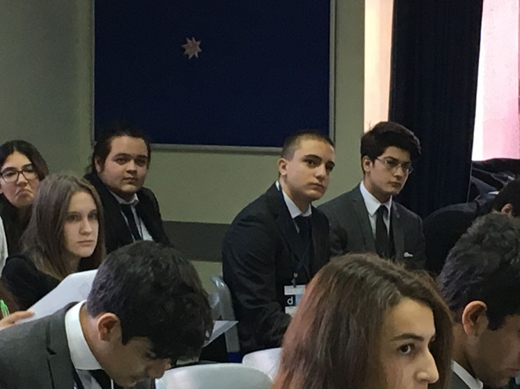 TIMUN 2018 Conference