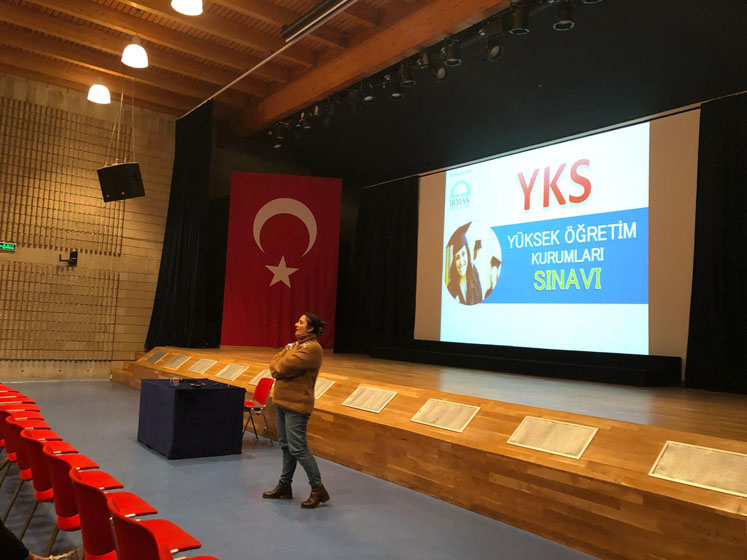YKS-TYT Seminar Has Been Realized