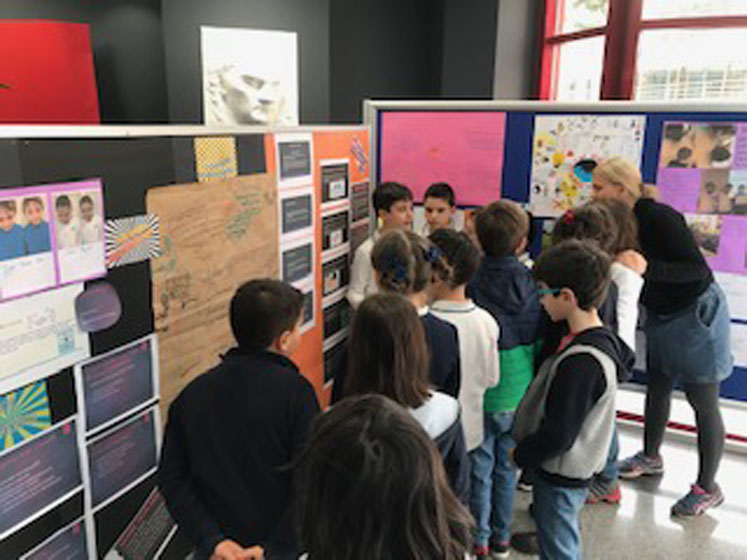 Sharing The PYP Exhibition To School Community
