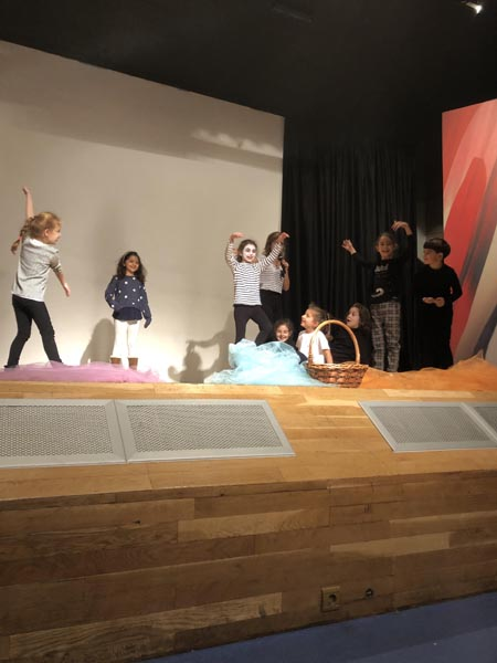 Pantomime Club Activity