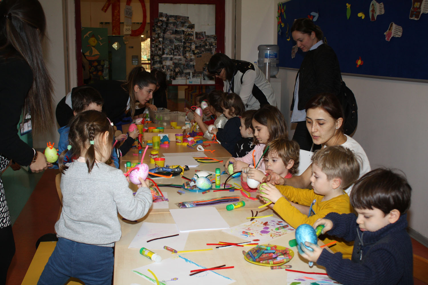 Our Pre-school/ Primary School Introduction Day