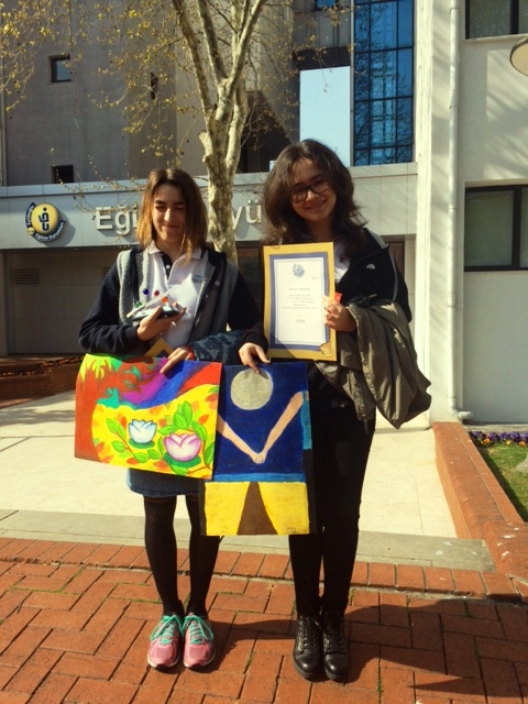 Our Success at Active Painting Contest