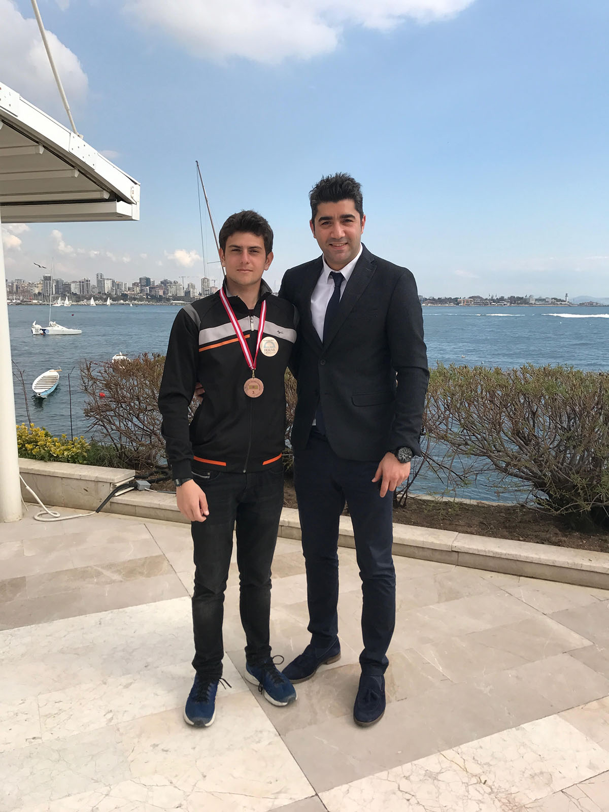 Sailing Accomplishment of Our Student, Kerem Ates