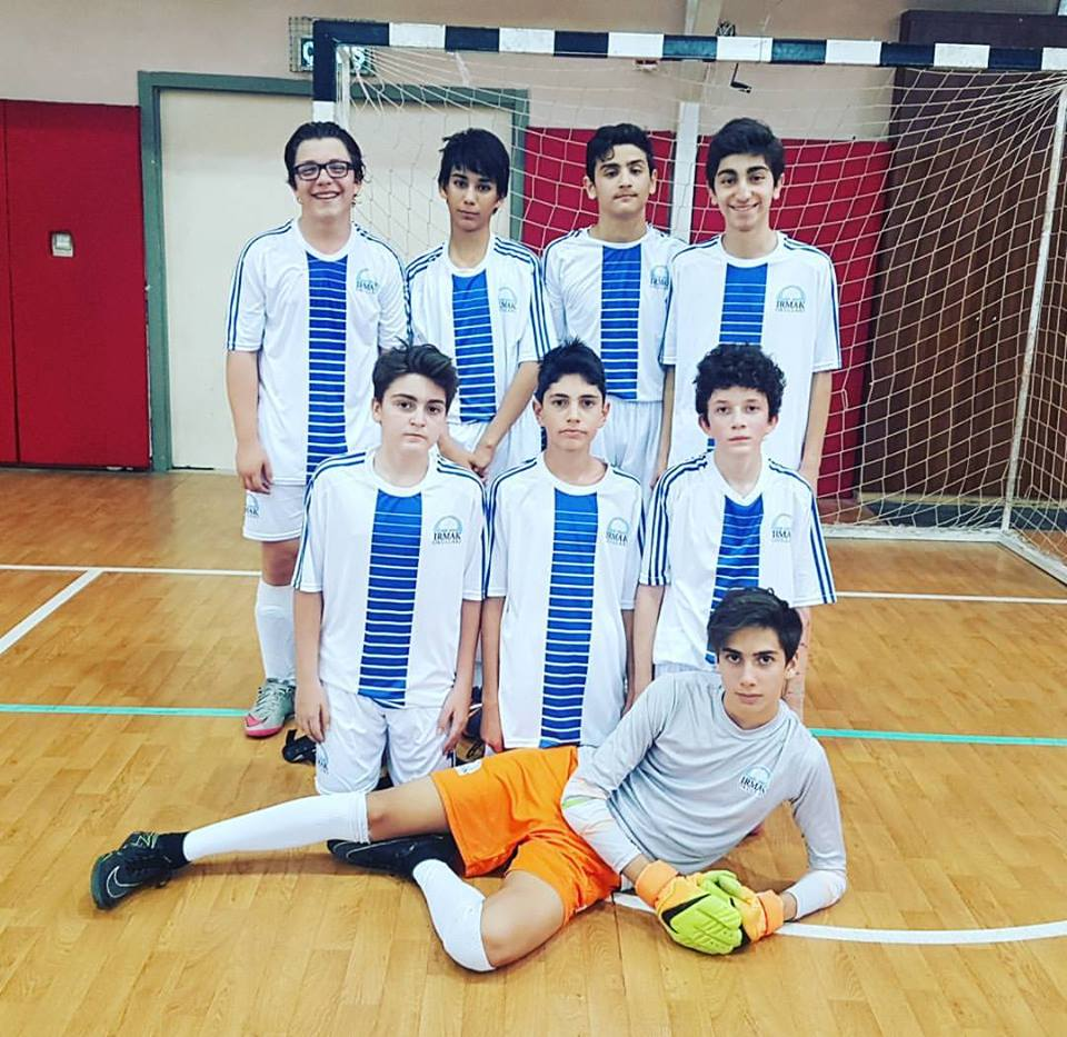 Senior Boys Have Become Futsal League Champions