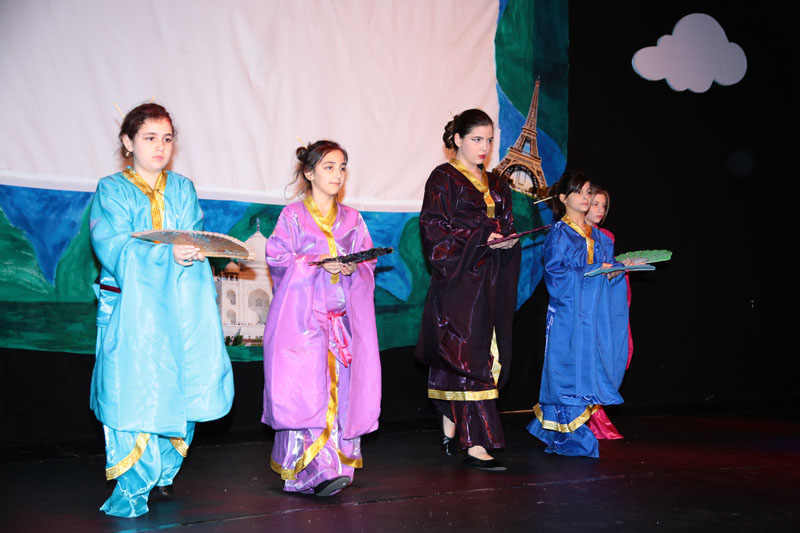 We Have Celebrated 23rd April National Sovereignty and Children's Day.