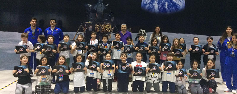 4th Grade Space Camp Field Trip