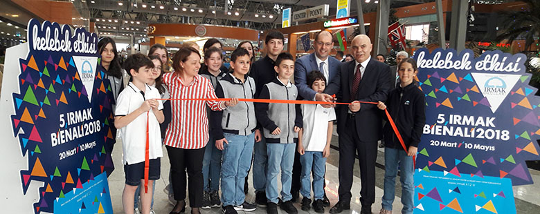 5th Irmak Biennial Sabiha Gökçen Airport Exhibition