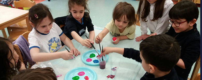 Easter Egg Painting Event
