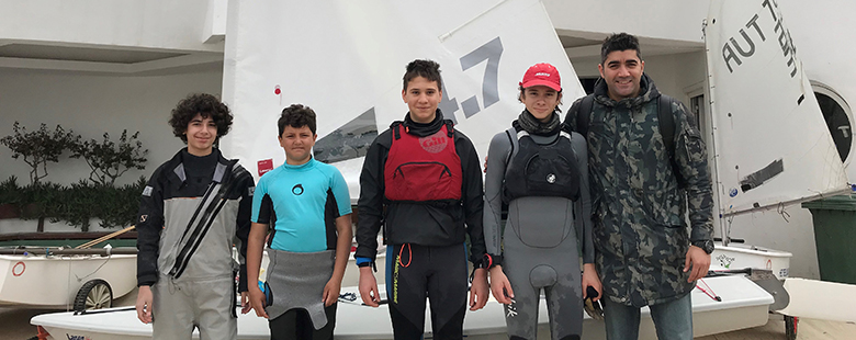 Sailing Championship Success