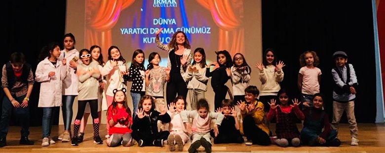 November 27th World Creative Drama Day at Irmak Schools