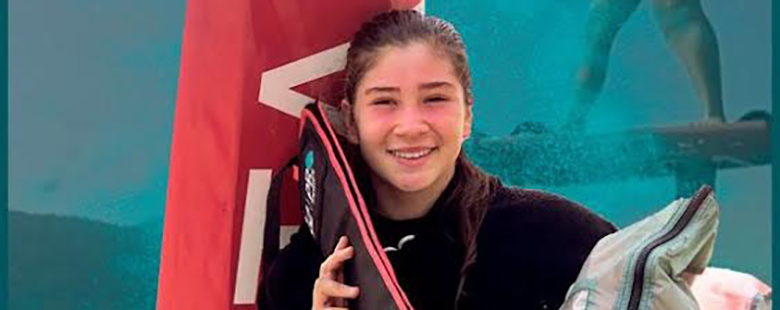 Our high school student Derin Atakan will participate in the European Championship with the Formula Kite National Team.