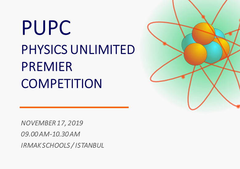 PUPC (Physics Unlimited Premier Competition) Registiration is open