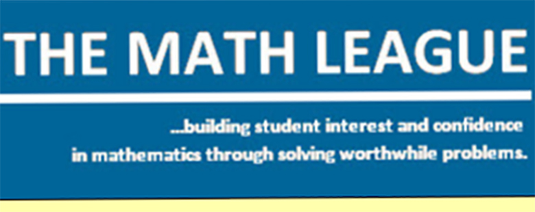 International Math League's Successful Competition