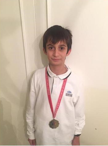 Azmi Derin BİRSUN's Success on Chess