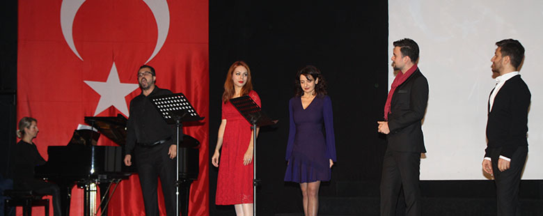 Istanbul State Opera and Ballet Education Concert