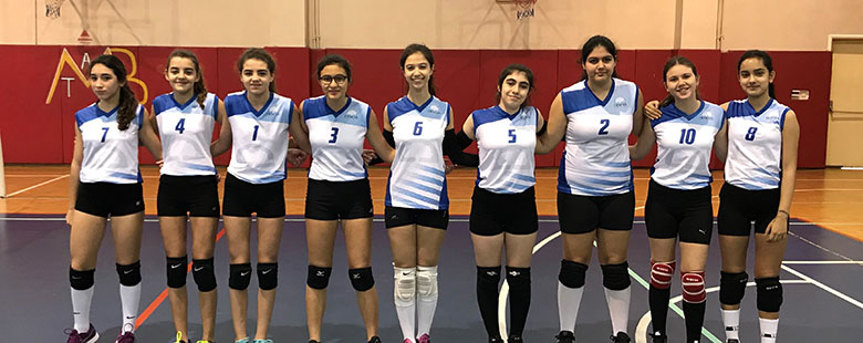 Star Girls Volleyball Team-Kadıköy District Championship
