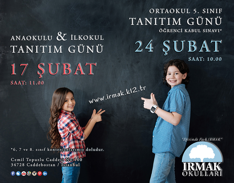 Irmak Schools Open House Days