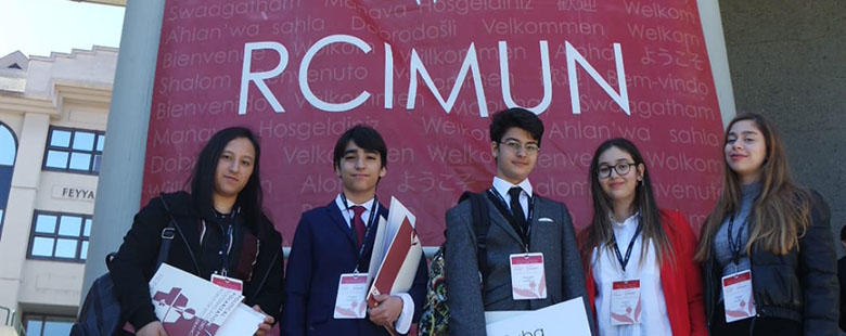 RCIMUN Conference 2018