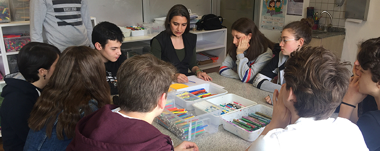 Workshop with Cemre Şenoğlu Krahn