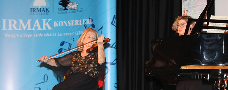 Irmak Concerts started
