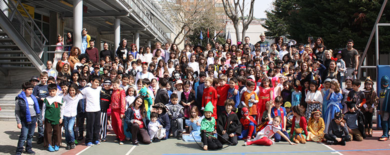 Our Book and Costume Day