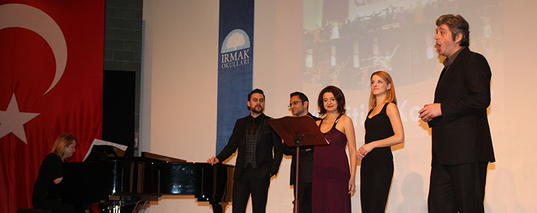 Istanbul State Opera and Ballet's Training Concert