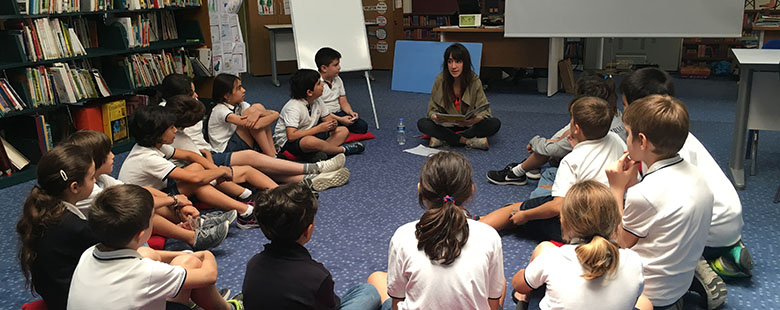 4th Grade Nature Stories Philosophy Workshop