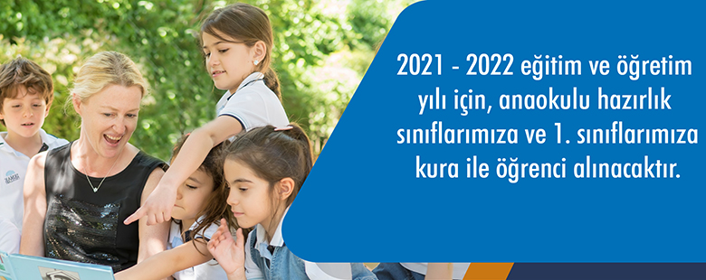 Kindergarten prep and first grade students  will be accepted to our school via lottery as of the academic year 2021-2022.