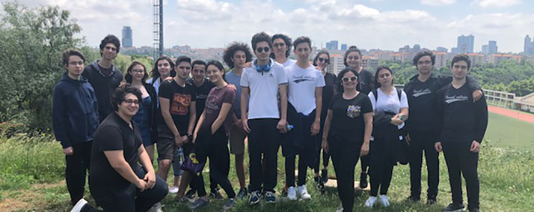 İstanbul Technical University Trip