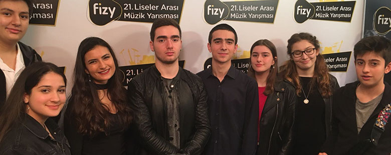 Irmak High School Students are in 21st High Schools Music Competition