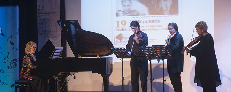 Irmak Concerts welcomed New Year with